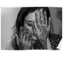 henna night Poster