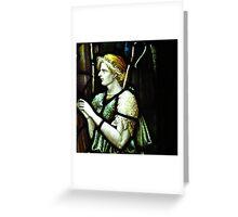 The Shepherd, Ilminster Greeting Card