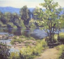 Summer South Umpqua by Karen Ilari