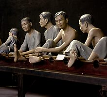 Hoa Lo Prisoners by phil decocco