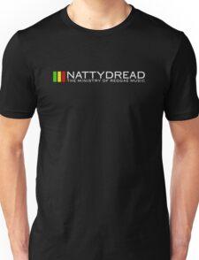 NattyDread - The Ministry Of Reggae Music Unisex T-Shirt