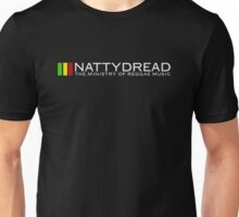 NattyDread - The Ministry Of Reggae Music Unisex T-Shirt
