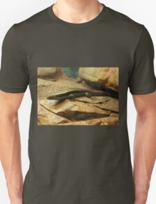 Eastern Water Skink Unisex T-Shirt