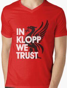 In Klopp We Trust (Red) T-Shirt