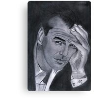 Pierce Brosnan  Canvas Print