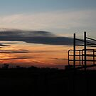 Dairy Farm. by Jeanette Varcoe.