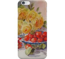 One berry or two iPhone Case/Skin