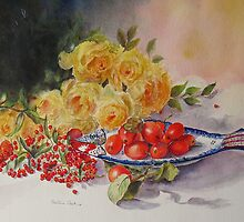 One berry or two by Beatrice Cloake