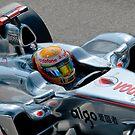 Formula 1  - Monza 2011 by Luca Renoldi