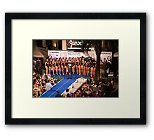 Choose!!!!!!! Framed Print