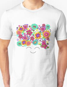 Flowers in My Head T-Shirt