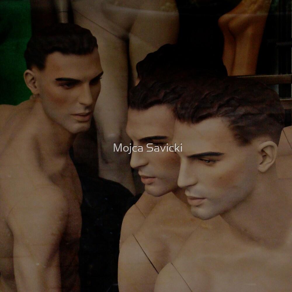 Clones by Mojca Savicki