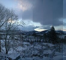 Argyll Snow by cuilcreations