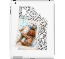 Love u Puppy  iPad Case/Skin