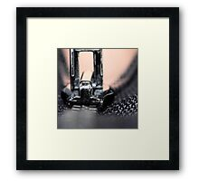 Come together.... Framed Print