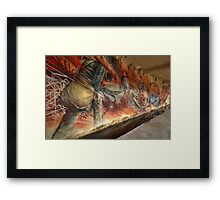 Seen By So Few Framed Print