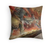 Seen By So Few Throw Pillow