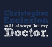 Christopher Eccleston Will Always Be My Doctor