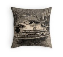 In Years Gone By Throw Pillow
