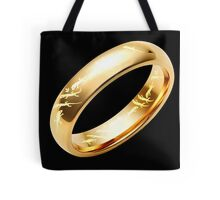 Reptile Ring to Rule Them All Tote Bag