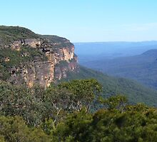 Wentworth Falls, Blue Mountains by DashTravels