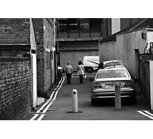 Back Streets Photographic Print