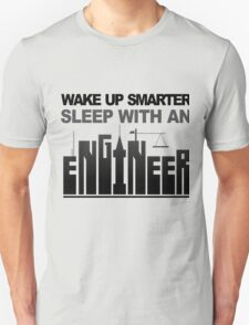 engr for white tee T-Shirt