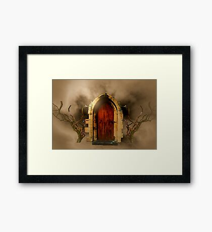Another Chapter Framed Print