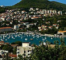 Dubrovnik, Croatia by Stephen  Saysell