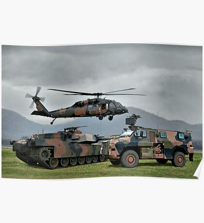 Aust Army Poster