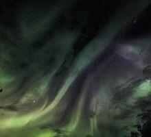 Northern Lights (Aurora Borealis) by pixog