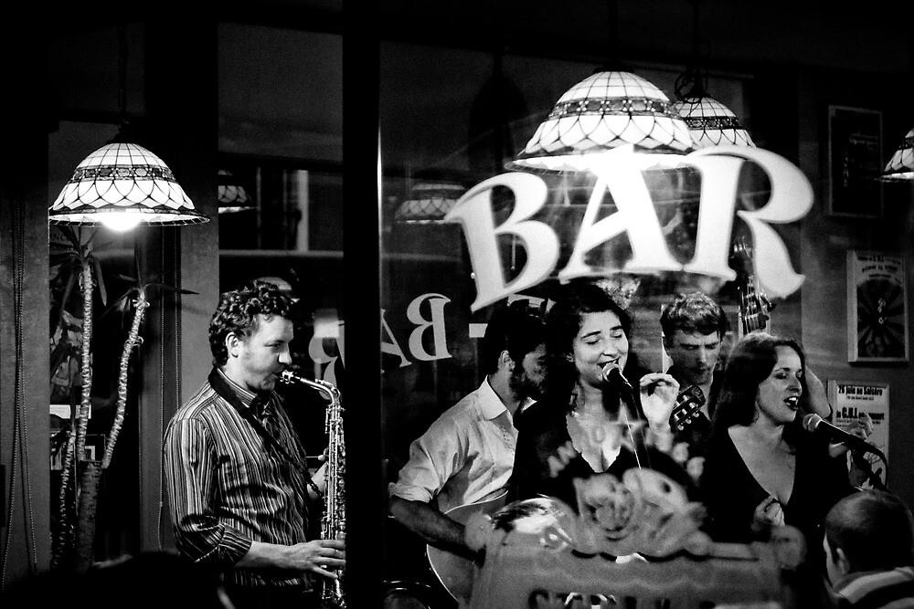 Jazz bar by Nayko