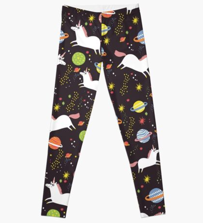 Space unicorns Leggings