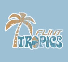 Flint Tropics Washed Retro Kids Clothes