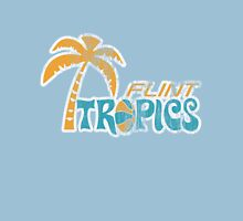 Flint Tropics Washed Retro Unisex T-Shirt