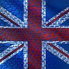 British Flag by sensameleon