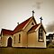 St Mary&#x27;s Anglican Church, Mamaranui. by Lynne Haselden