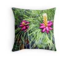 New Life (Ponderosa Pine) Throw Pillow
