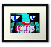 Graffiti 20 Framed Print