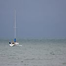 Sail Boat by Karl R. Martin