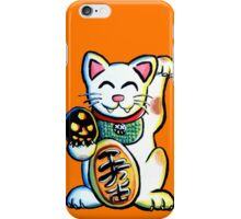 Lucky Cat iPhone Case/Skin