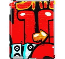 Graffiti 19 iPad Case/Skin