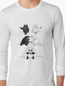 The fusion of panda  T-Shirt
