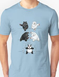 The fusion of panda  T-Shirt