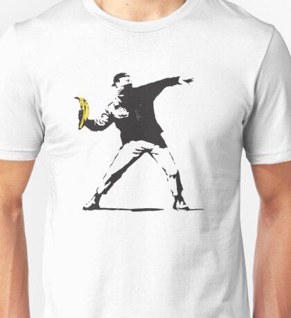 Banksy underground 2 Unisex T-Shirt
