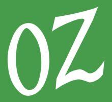 Oz T-Shirt by ZeroAlphaActual