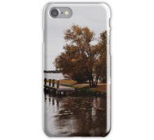 October Pier  iPhone Case/Skin
