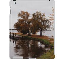 October Pier  iPad Case/Skin
