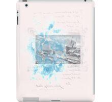 Romantic Flower Sailor iPad Case/Skin