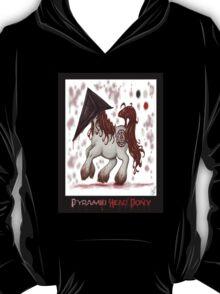 Pyramid Head Pony T-Shirt